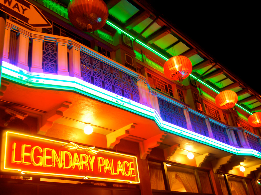Legendary Palace at China Town